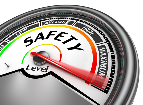 Safety Level Shutterstock